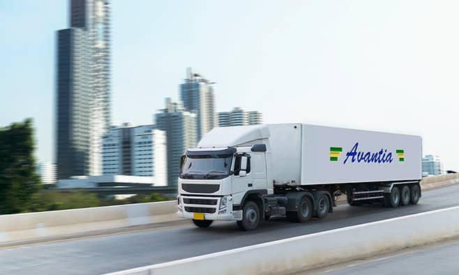 transporte de carga urgente