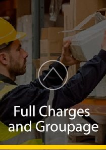 Full charges and groupage